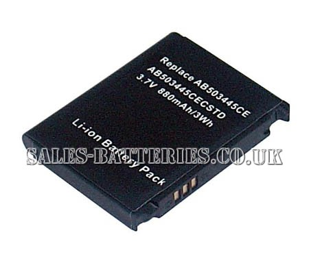 Battery For samsung sgh-z630