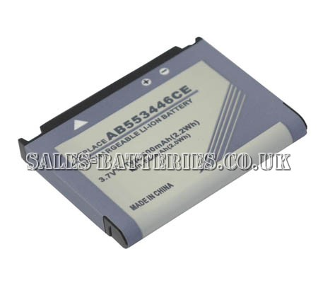 Samsung  600mAh Sgh-f480   Battery