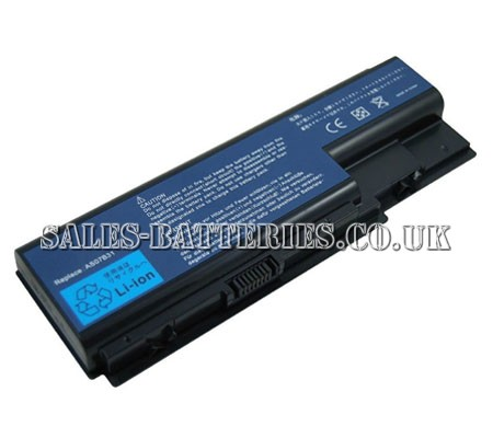 Acer  5200mAh as07b42 Laptop Battery