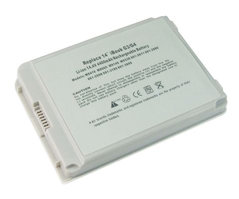Apple  4400mAh Ibook g3-m8862ll/A Laptop Battery
