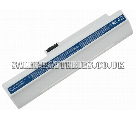 Acer  7800mAh a0a110-1982 Laptop Battery