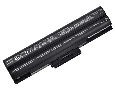 Sony  5200mAh Vgp-bps13as Laptop Battery