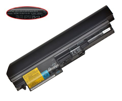 Ibm  4400MAH fru92p1123 Laptop Battery