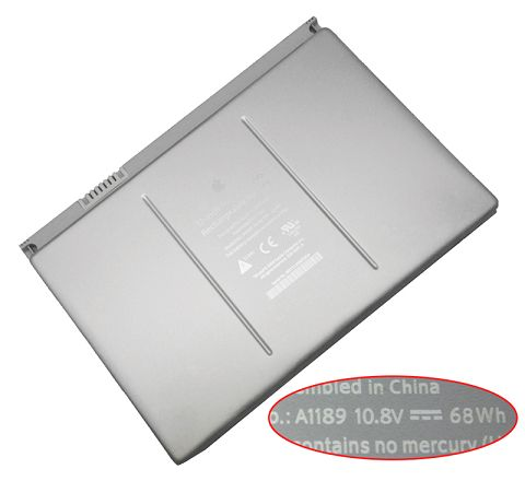 Apple  68Wh Macbook Pro 17 Inch Series Laptop Battery