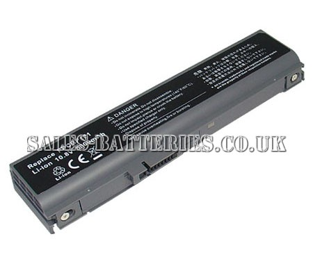 Battery For fujitsu lifebook p7230