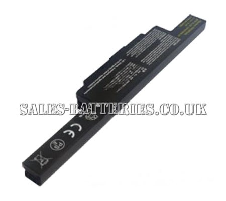 Fujitsu  4400mAh Lifebook sh530 Laptop Battery