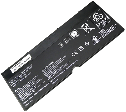 Battery For fujitsu lifebook t935