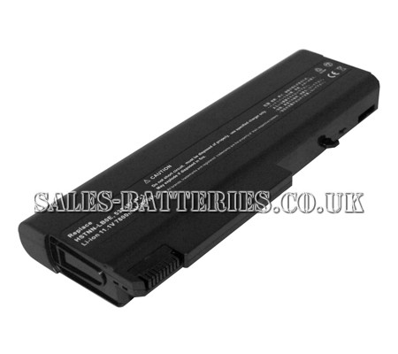 Battery For hp compaq business notebook 6530b