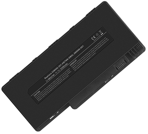 Hp  5200mAh Pavilion dm3t Laptop Battery