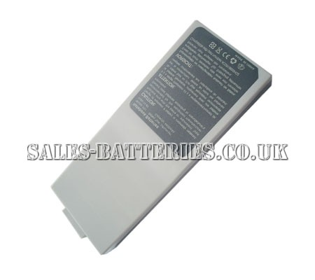 Packard Bell  4400mAh Easy One Silver 7321 Laptop Battery