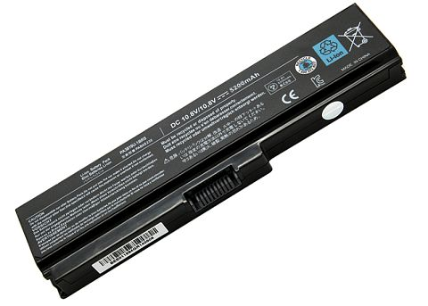 Toshiba  5200mAh pa3818u-1bas Laptop Battery