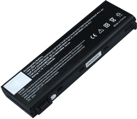 Packard Bell  4400mAh Easynote mz35-U-014 Laptop Battery