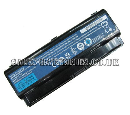 Packard Bell  6600mAh 916c7430f Laptop Battery