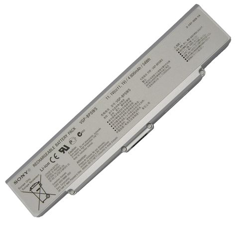 Sony  54Wh Vgp-bps9 Laptop Battery