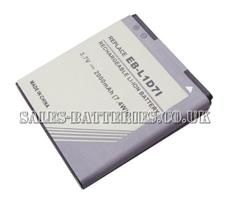 Battery For samsung galaxy s ii 4g