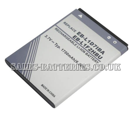 Samsung  1750mAh Gt-i9250   Battery